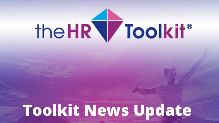 The HR Toolkit News Update